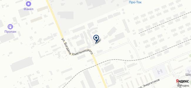 Вавулин И.Н., ИП на карте