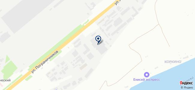 Алькасар, ООО на карте