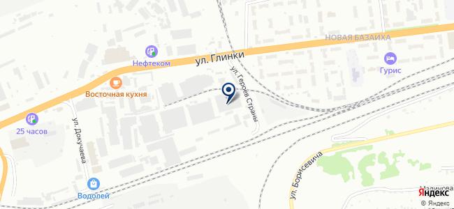 Альфа-Профиль на карте