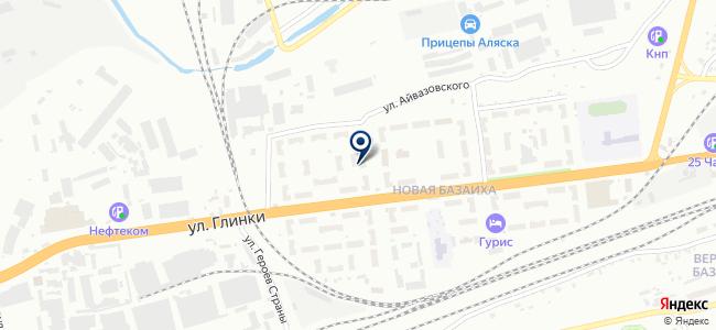 СПМК на карте