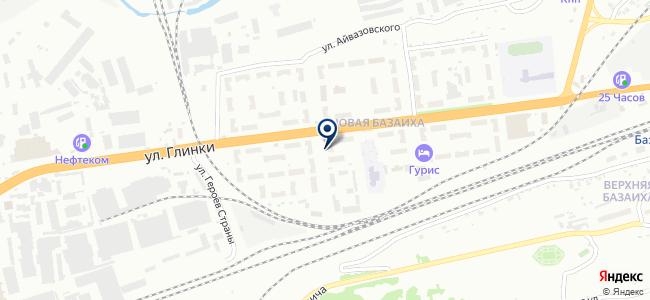 Подшипники, ООО на карте