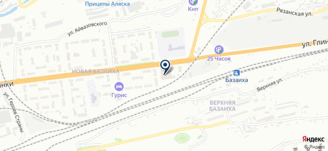 Профи инструмент на карте