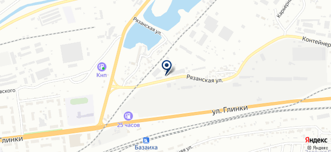 КЕСЛ, ООО на карте