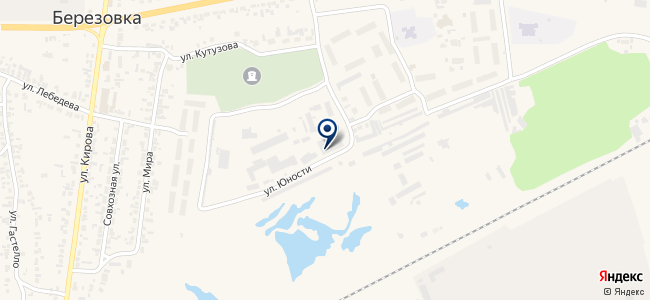Березовская Строительная Компания, ООО на карте