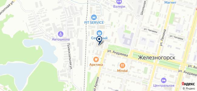 НАРОДНЫЙ ИНСТРУМЕНТ на карте