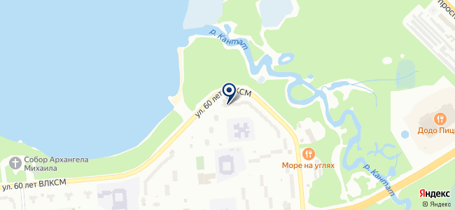 Сан Саныч на карте
