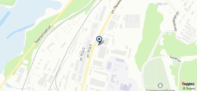 Горавтотранс, ООО на карте