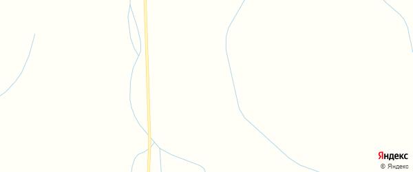 Карта поселка Иультина в Чукотском автономном округе с улицами и номерами домов