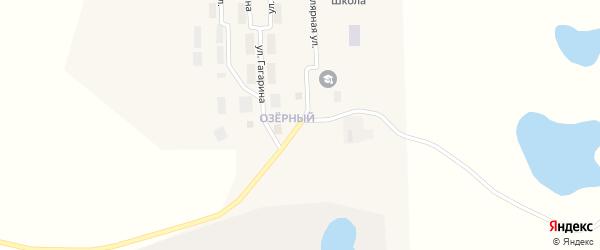 Полярная улица на карте поселка Эгвекинот с номерами домов