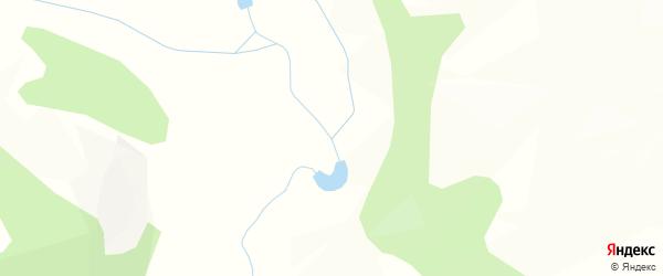 Карта местечка Гаргана в Бурятии с улицами и номерами домов