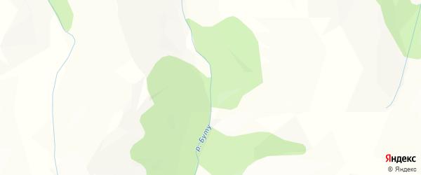 Карта местечка Буту в Бурятии с улицами и номерами домов