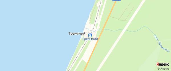 Карта Гремячьего населенного пункта в Бурятии с улицами и номерами домов