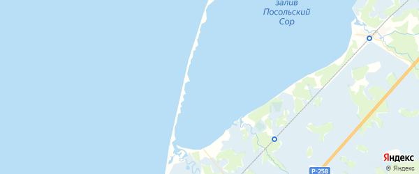 Карта Бабушкина с районами, улицами и номерами домов