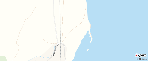 Карта поселка Сульфата в Бурятии с улицами и номерами домов