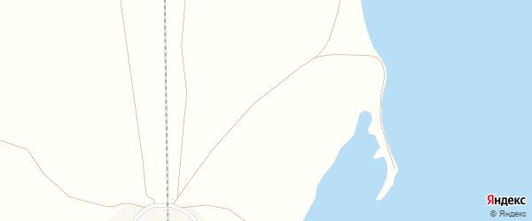Станционная улица на карте поселка Сульфата с номерами домов