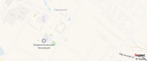 6-й квартал на карте 7-й микрорайона с номерами домов