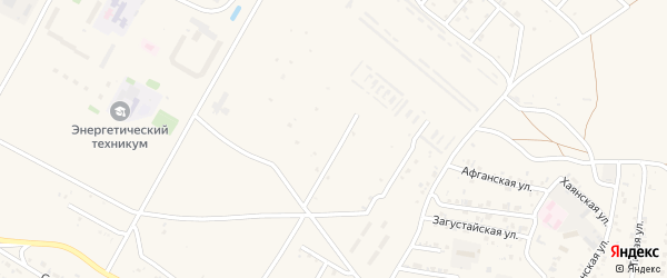 8-й квартал на карте 7-й микрорайона с номерами домов