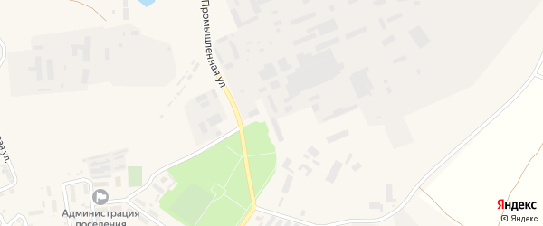 18-й квартал на карте поселка Каменска с номерами домов