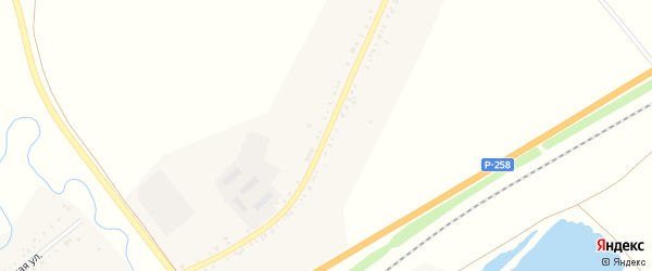 Улица Горбова на карте села Тресково с номерами домов