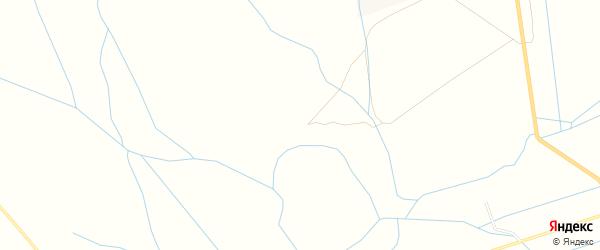 Территория КСП Ошор-Булаг на карте села Иволгинск с номерами домов