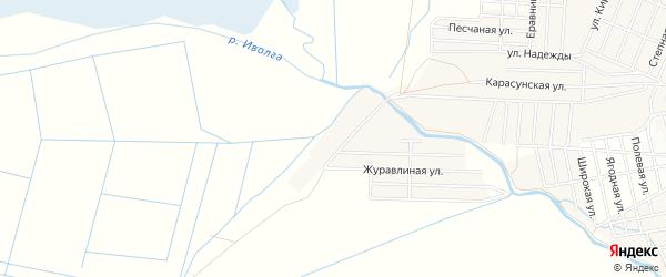 ГСК Мухино на карте Улан-Удэ с номерами домов