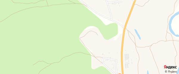 Местность Каменный Карьер на карте села Сотниково с номерами домов