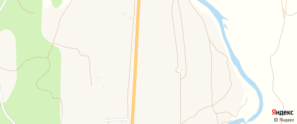 Улица Малоземельная квартал Зеленая Поляна на карте села Сотниково с номерами домов