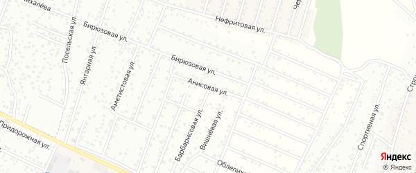 Агатовая улица на карте Улан-Удэ с номерами домов