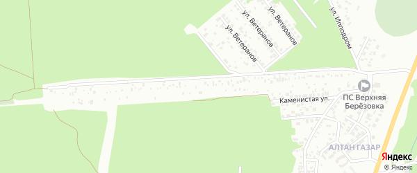 Сад СТ Багульник на карте Улан-Удэ с номерами домов