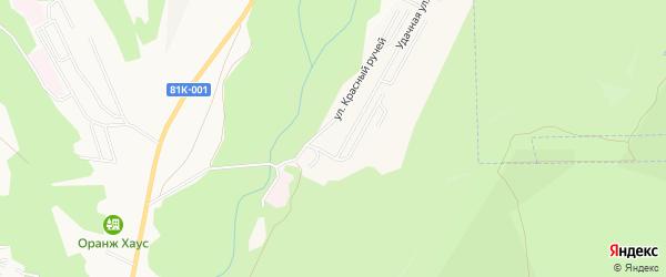 ГСК Ермак на карте Улан-Удэ с номерами домов