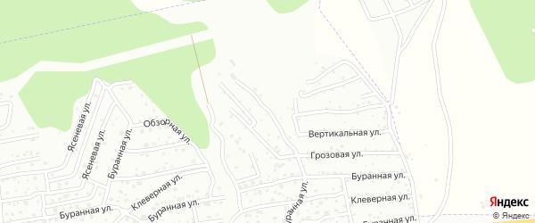 Грозовая улица на карте СНТ Горки-12 с номерами домов