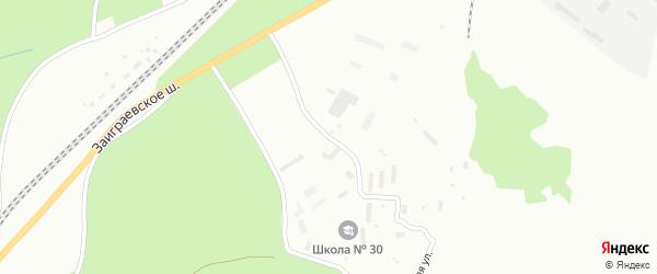 Горхонская улица на карте Улан-Удэ с номерами домов