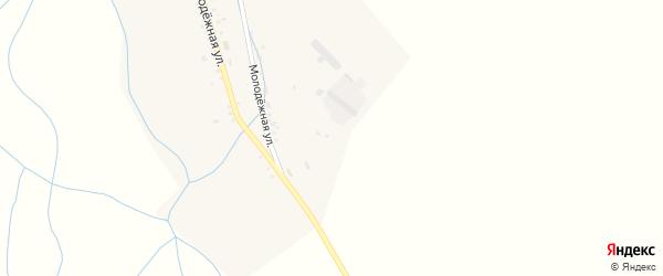 Северная улица на карте села Калиновки с номерами домов