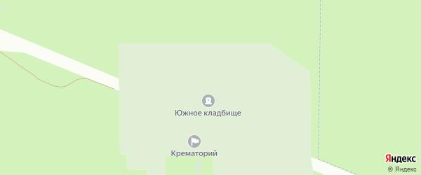 Южное местечко на карте Улан-Удэ с номерами домов