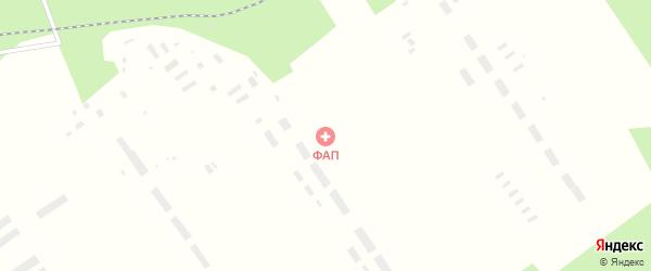 Улица Онохой-3 на карте поселка Онохого-3 с номерами домов