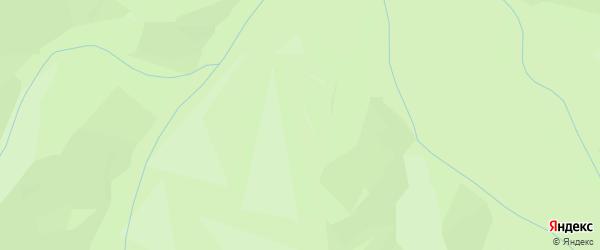 Карта села Рейда в Бурятии с улицами и номерами домов