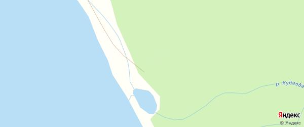 Южный поселок на карте Улан-Удэ с номерами домов
