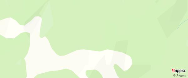 Карта заимки Гурта Баруна-Ашанги в Бурятии с улицами и номерами домов