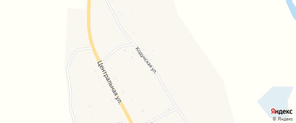 Кодунская улица на карте улуса Кодунский Станка с номерами домов