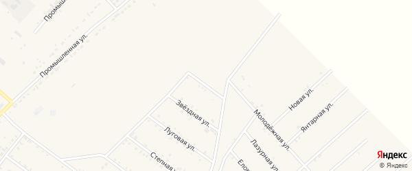 Улица Им Лидии Нимаевой на карте села Хоринск с номерами домов