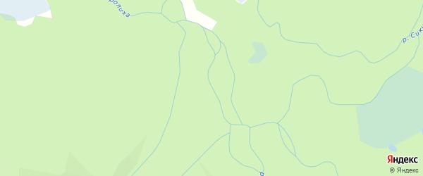 Местность мыс Фролиха на карте Северо-байкальского района с номерами домов