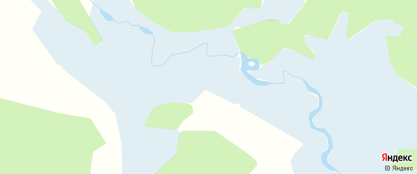Карта заимки Гурта Сагаан-Нуги в Бурятии с улицами и номерами домов