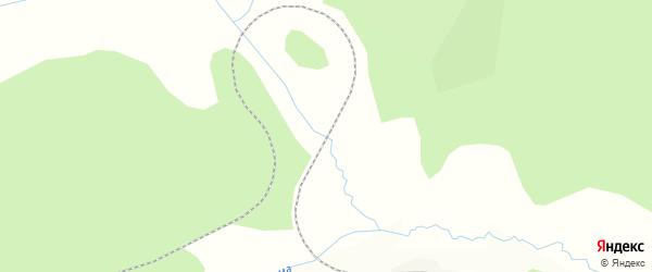 Карта железнодорожного поста Читкана в Амурской области с улицами и номерами домов