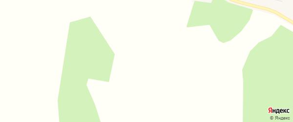 Лесная улица на карте села Хорогочи с номерами домов