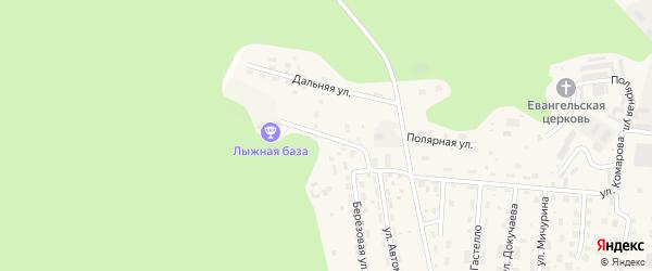 Автомобилистов 2-я улица на карте Тынды с номерами домов