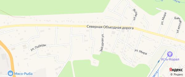 Майская улица на карте Тынды с номерами домов