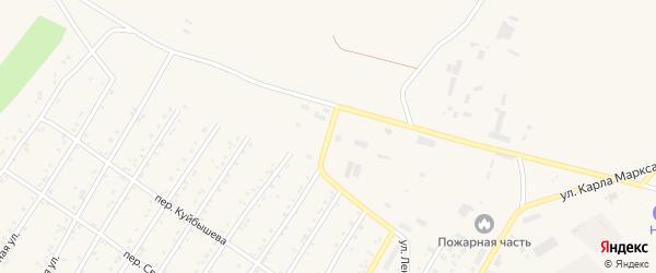 Аэропортовский переулок на карте поселка Магдагачей с номерами домов