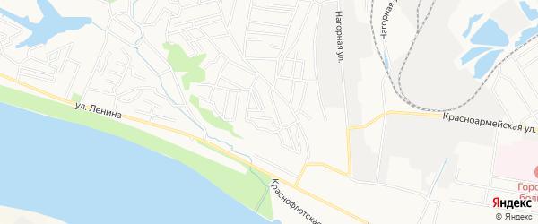 СТ Речник на карте Благовещенска с номерами домов