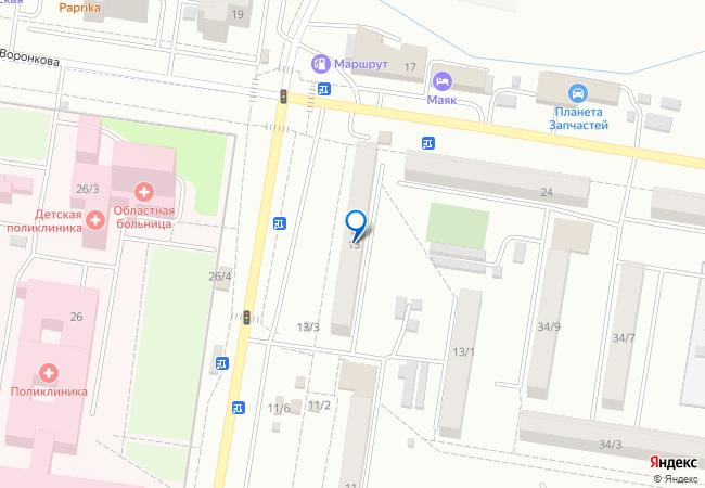 улица Василенко, 13 на карте Благовещенска, организации, фото подробно 81f1d5121f7