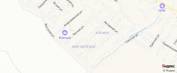 Полевая улица на карте села Чигири с номерами домов